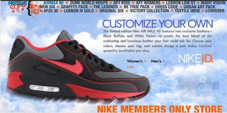 Nike Air Max 90 iD Special Edition