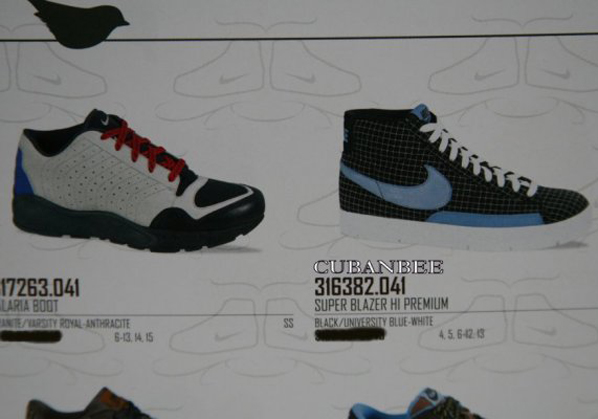 Nike Catalog Pictures Upcoming Releases