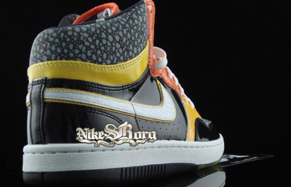 Nike Court Force Premium High Safari Pack