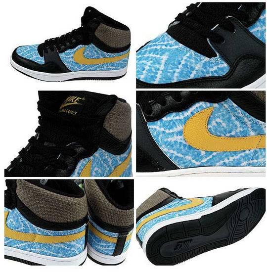 Nike Court Force High - Low Ironstone Pack