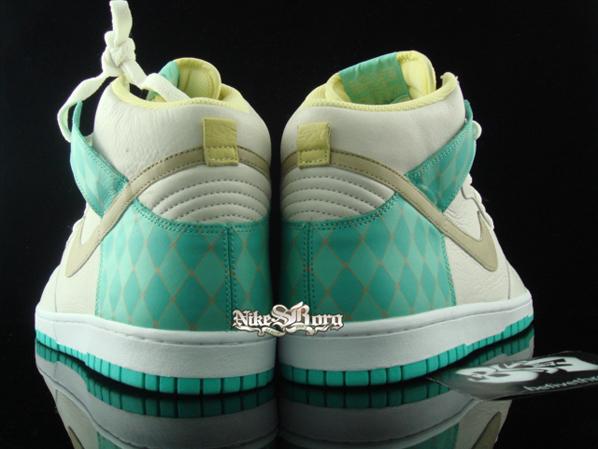 Nike Dunk High Ice Green