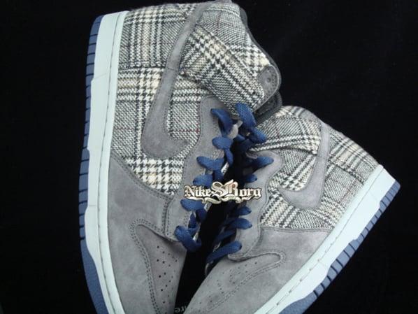 Nike Dunk High Iron Tweed Sample (GR)