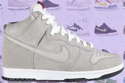 April 2007 Nike SB Release Dates Dunk Pee Wee Herman