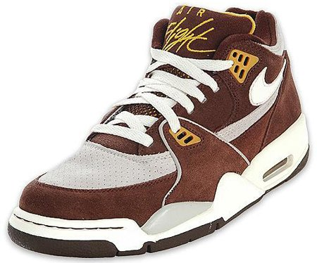 New Nike Air Flight 89 Cinder/Sail-Mineral