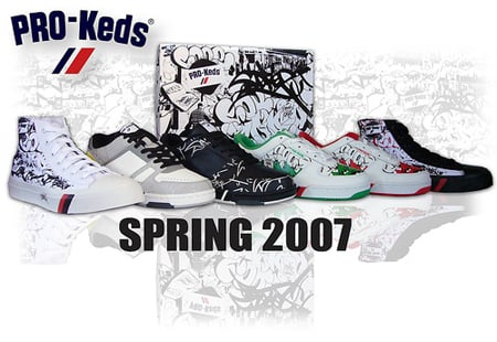 Pro Keds Spring 2007 Preview