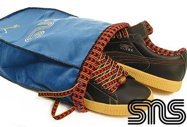 Puma Clyde x Sneakersnstuff Sample