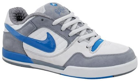 Nike SB P-Rod 2 Grey/Aragon Blue
