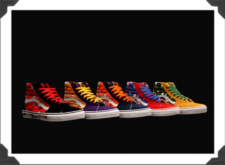 Vans x Undftd May 5th Release