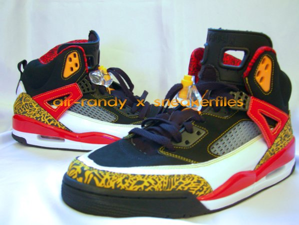 Air Jordan Spizike Kings County Extended Look