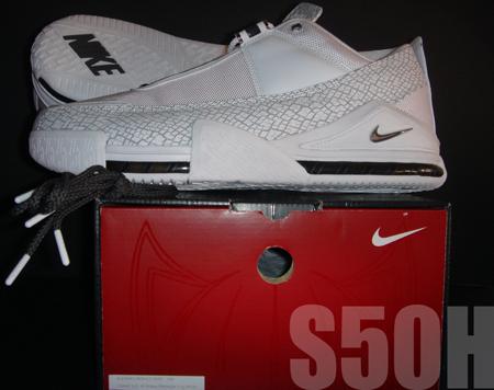 Nike LeBron II Snake Skin Low PE