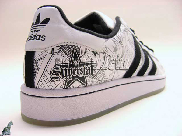 Adidas Superstar Sign Off Sample