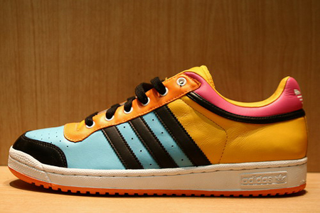 Adidas Top Ten Sample