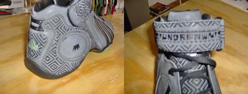 Adidas Tim Duncan x Undr Crwn Stealth 3M