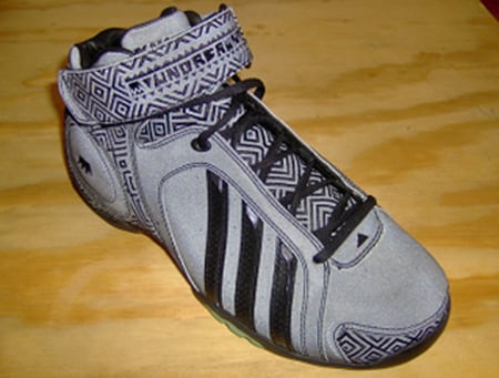 Adidas Tim Duncan x Undr Crwn Stealth