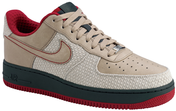 Nike Air Force 1 China Low - Mid and London