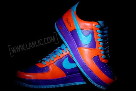 Nike Air Force 1 Sold Out iD Up Close