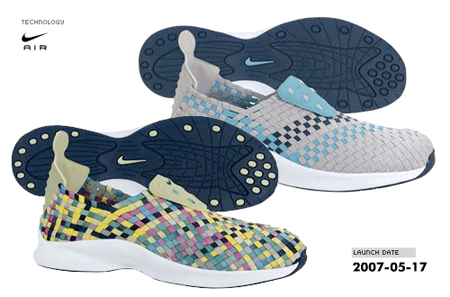 Nike Air Woven AP ND Asia Exclusive