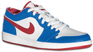 0a7f702e1d4 Air Jordan 1 (I) East Side Retro Low White / Varsity Red - Varsity ...