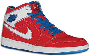 the latest 12ba8 8fe09 Air Jordan 1 Sport Red White-Varsity Red Undftd