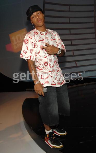 Bow Wow in Air Jordan Spizike Kings County