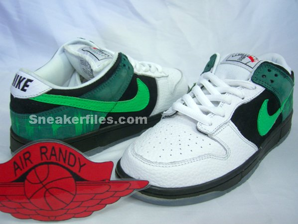 Nike Dunk Low SB C and K Asia Exclusive
