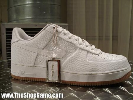 Nike Air Force 1 iD x Greg Street