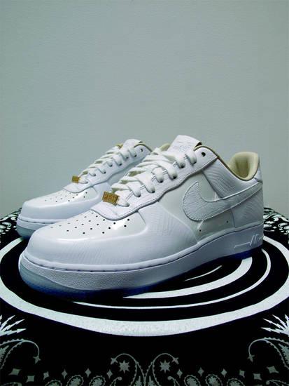Nike Air Force 1 iD x Stress