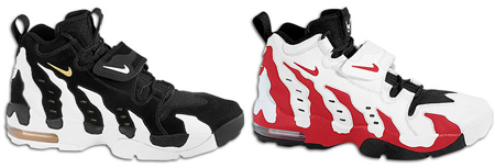 c0b2cb6292c New Nike Air DT Max Retro Deion Sanders | SneakerFiles