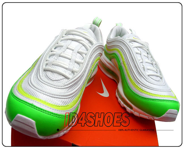 Nike Air Max 97 Highlighter Heros Pack