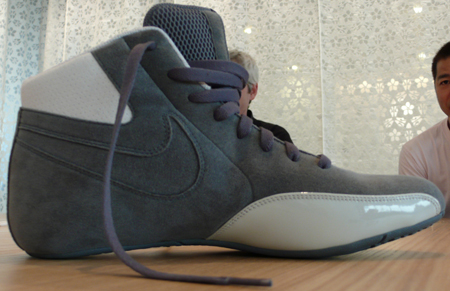 Nike Boxing Sneaker Samples