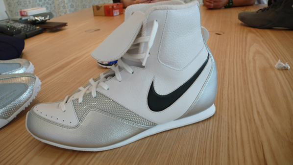 Nike Boxing Sneaker Samples