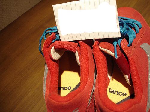 Nike Cheyenne Lance Sample