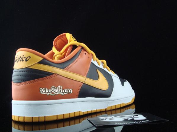 sale retailer c8ac9 9b736 Nike Dunk Low Ronaldinho 10R