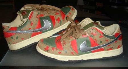 low priced 17184 3f830 Nike Dunk Low SB Freddy Krueger