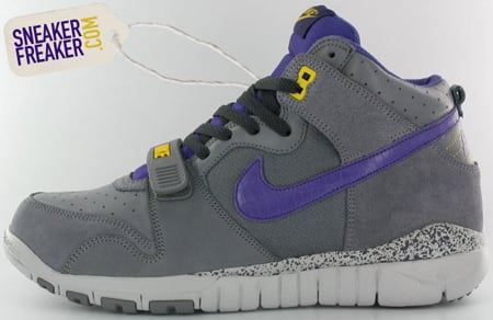 Nike Trainer Free Dunk Gray/Purple/Yellow