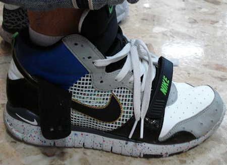 Nike Trainer Dunk High x Mita Sneakers