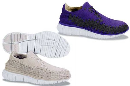 Nike Free 5.0 x Footscape Woven