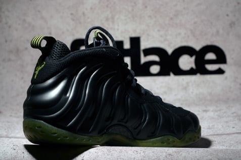 Nike Air Foamposite Ones Penny Black/Cactus