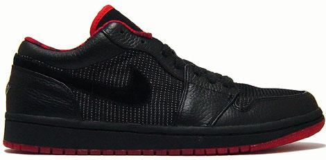 Nike Air Jordan 1 Low Black