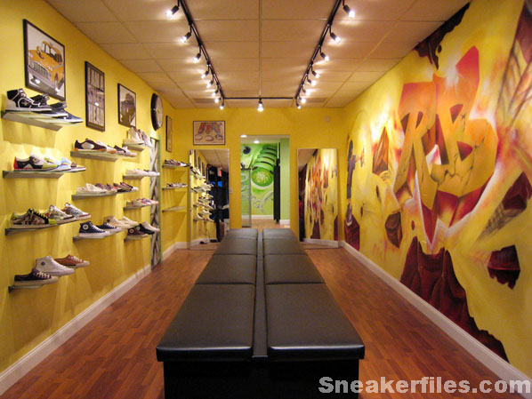 Rare Breed Sneaker Boutique in New Jersey