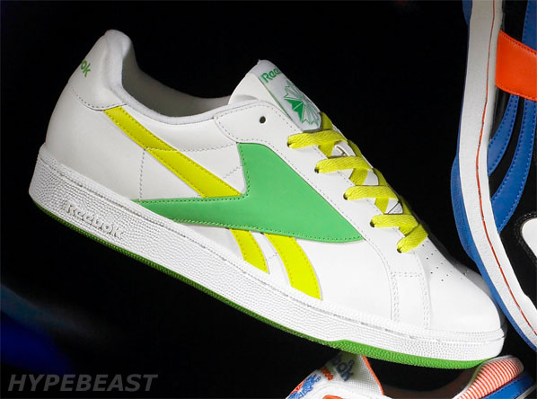 Reebok Retro Sport Collection and Running