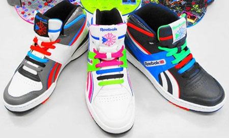 Reebok Kolors 2nd Series Collection