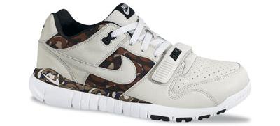 Nike Trainer x Dunk x Free Camo