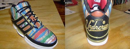 Adidas x Undr Crwn