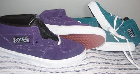 Upcoming Vans: Halfcabs Sk8 Lows and More