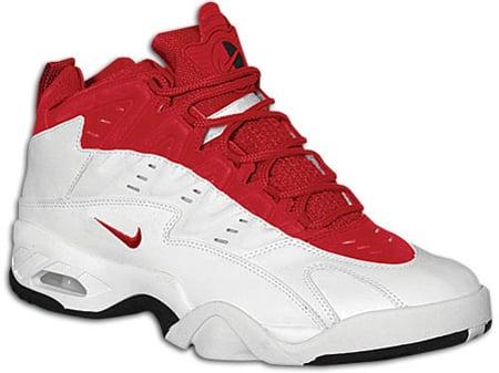 Nike Air Flare Retro White/Varsity Red/Black