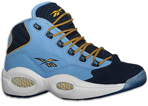 Reebok Question Iverson Denver Colorway