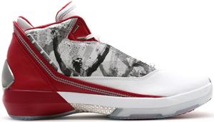 Air Jordan 22 (XX2) Omega White/Varsity Red-Black