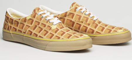 New Ice Cream Waffle