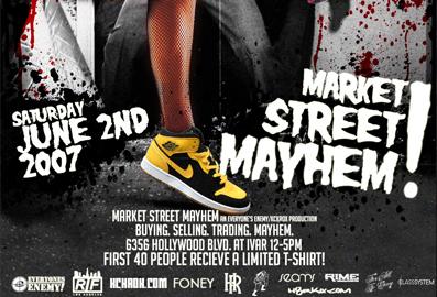 Market Street Mayhem June 2nd 2007